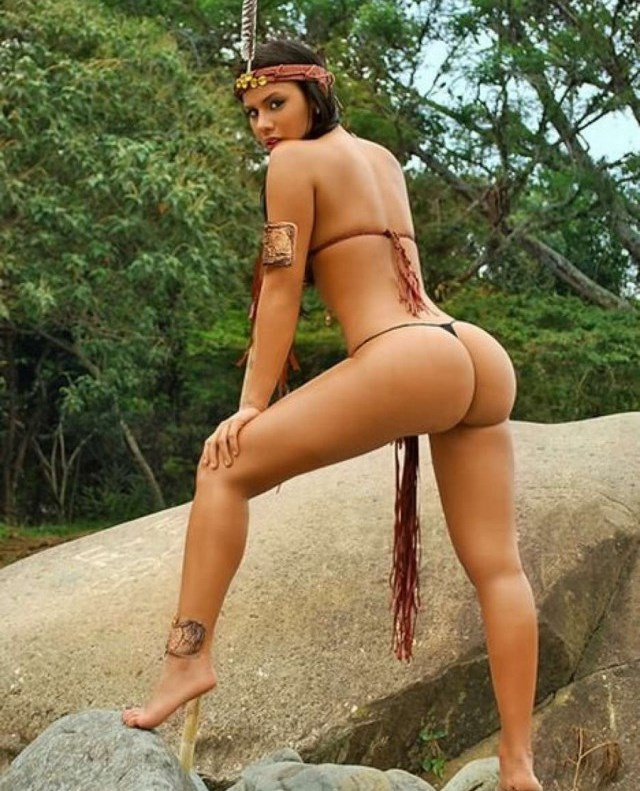 Lesbian french sexy native american girl valentine general