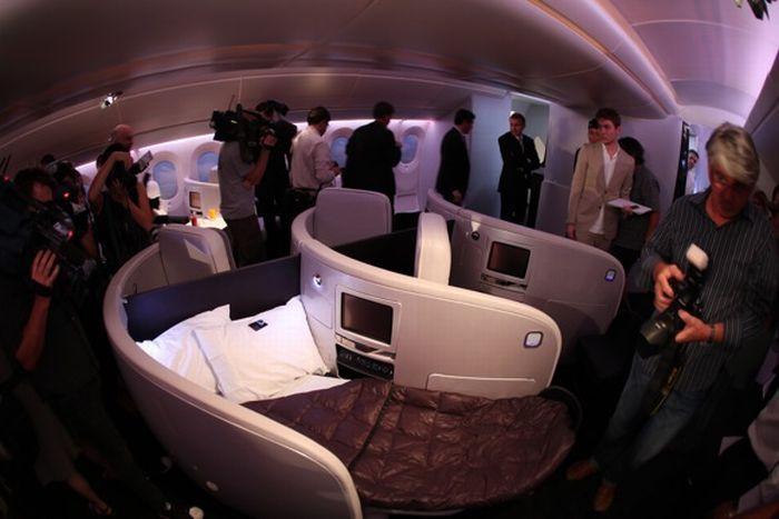 боинг 777 бизнес класс фото