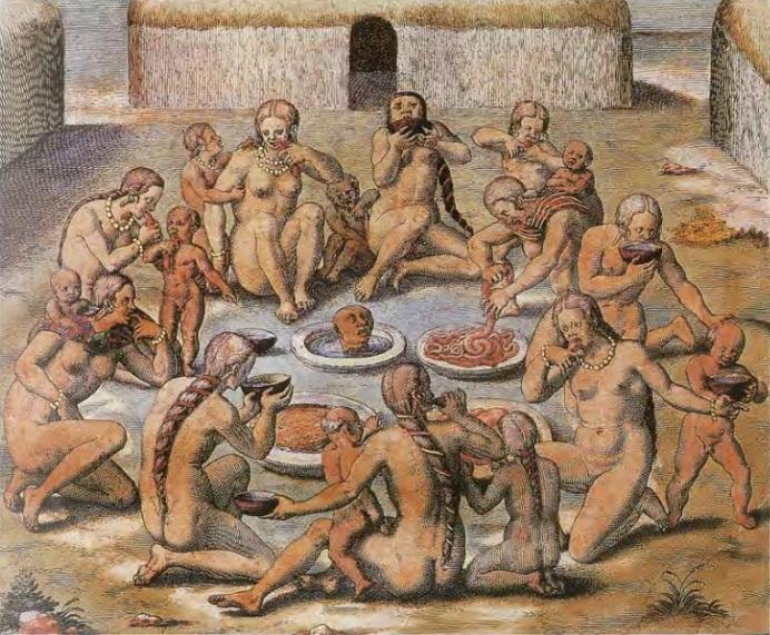 cannibalism speech