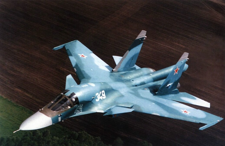 фото су-34 в высоком разрешении