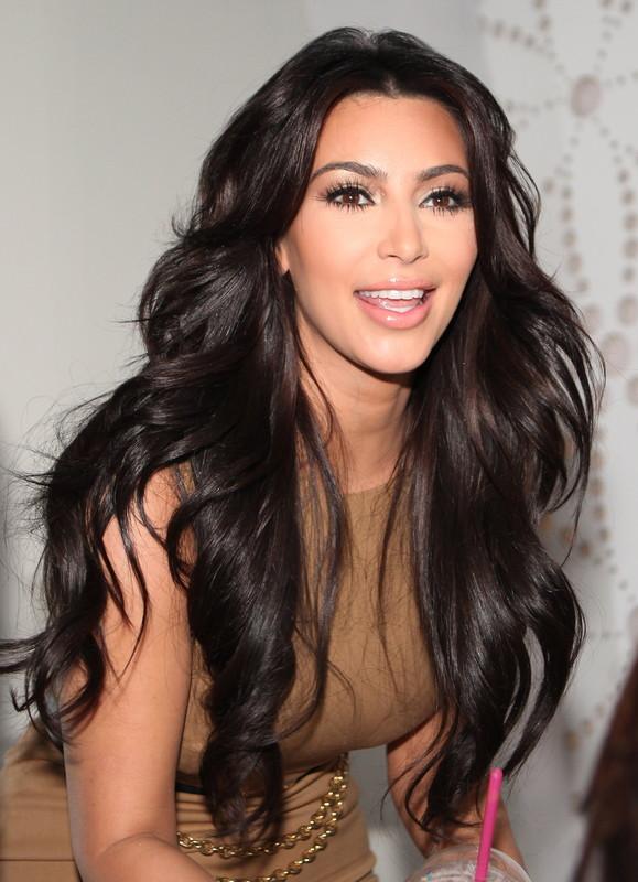 самые красивые фото брюнеток волосы