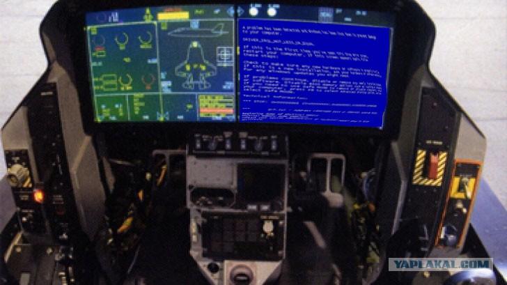 F35 Lightning II Cockpit Vision  Fujitsu