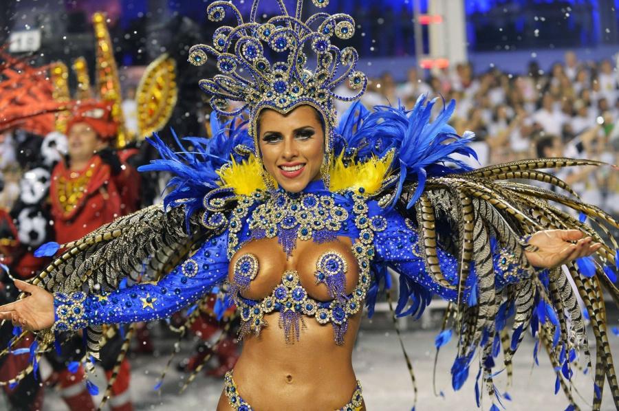 карнавал 2016 бразилия фото