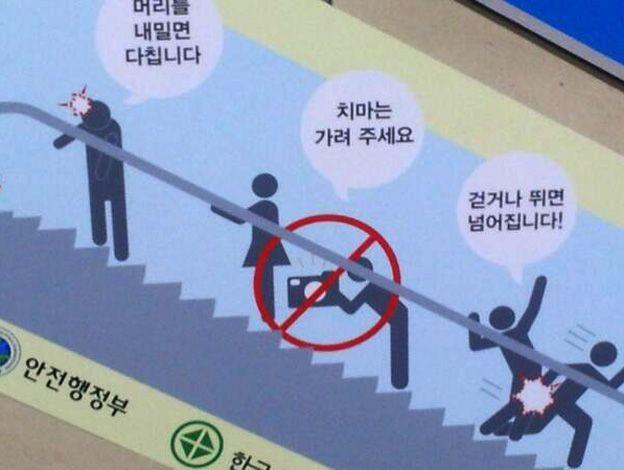 Странные особенности южнокорейского порно.