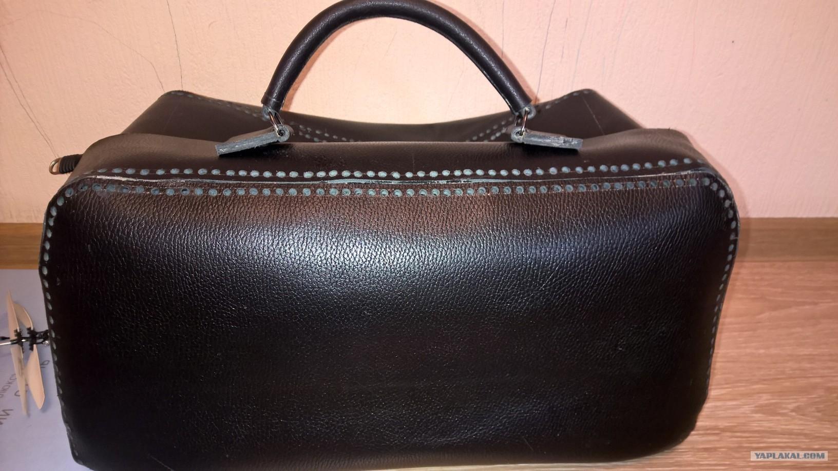 7cbb1466b7e2 Дорожная сумка из кожи своими руками (около 20 фото) - ЯПлакалъ