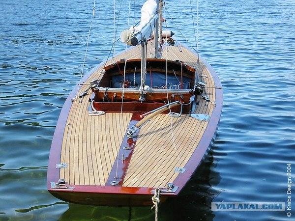 Моторная яхта своими руками проекты