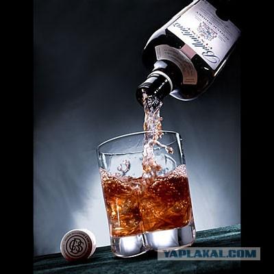 Не могу пить крепкий алкоголь
