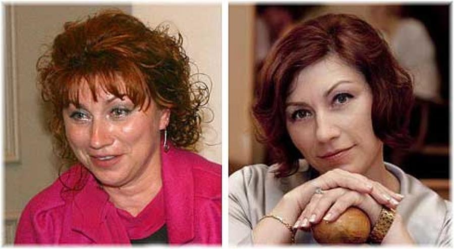 Роза Сябитова – фото до и после пластических операций