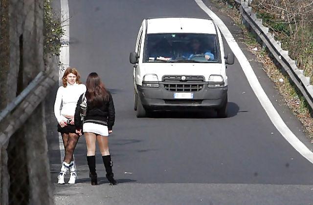 Проститутка с дороги