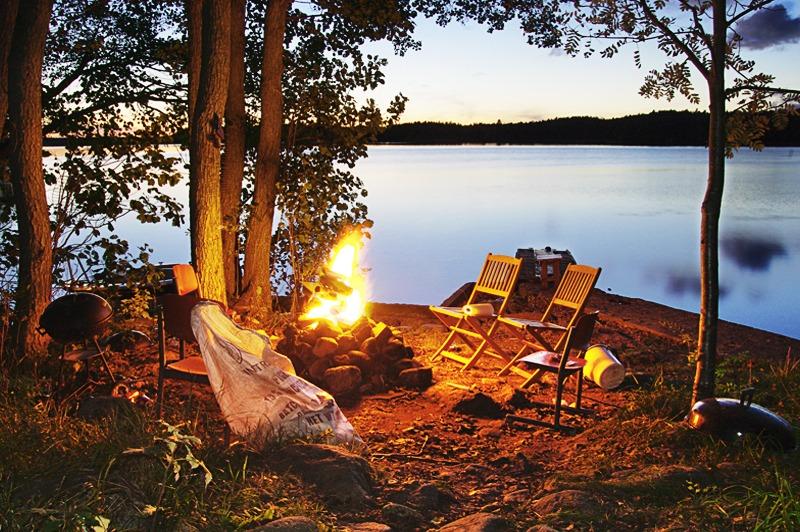 Картинки отдых на берегу озера