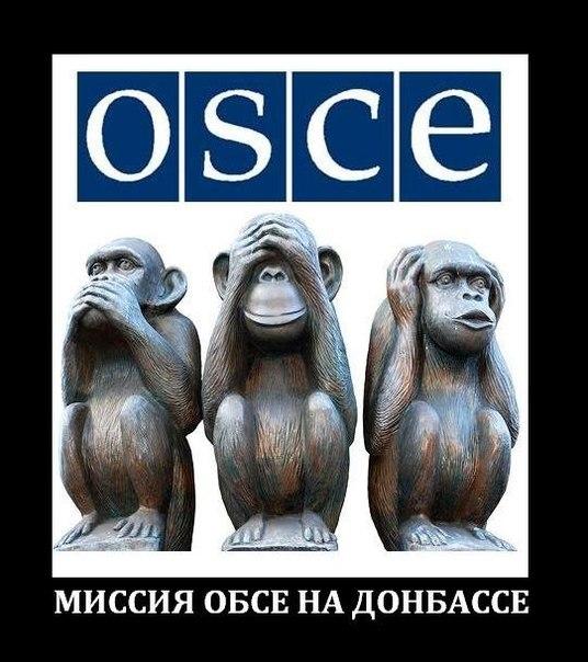 Террористы перебросили в сторону Новоазовска многочисленные транспортные средства военного типа, - ОБСЕ - Цензор.НЕТ 3756