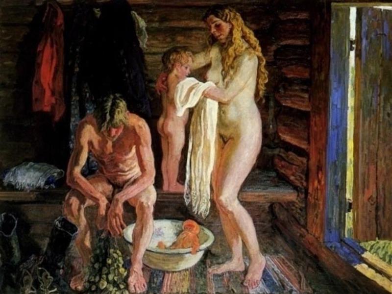 Пикантные истории в бане фото 670-665