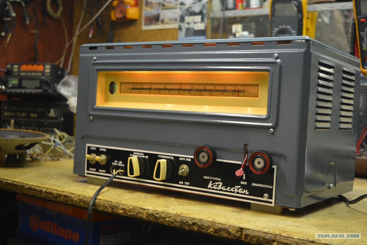 Радиоприемник казахстан 1973 г выпуска схема описание фото 363