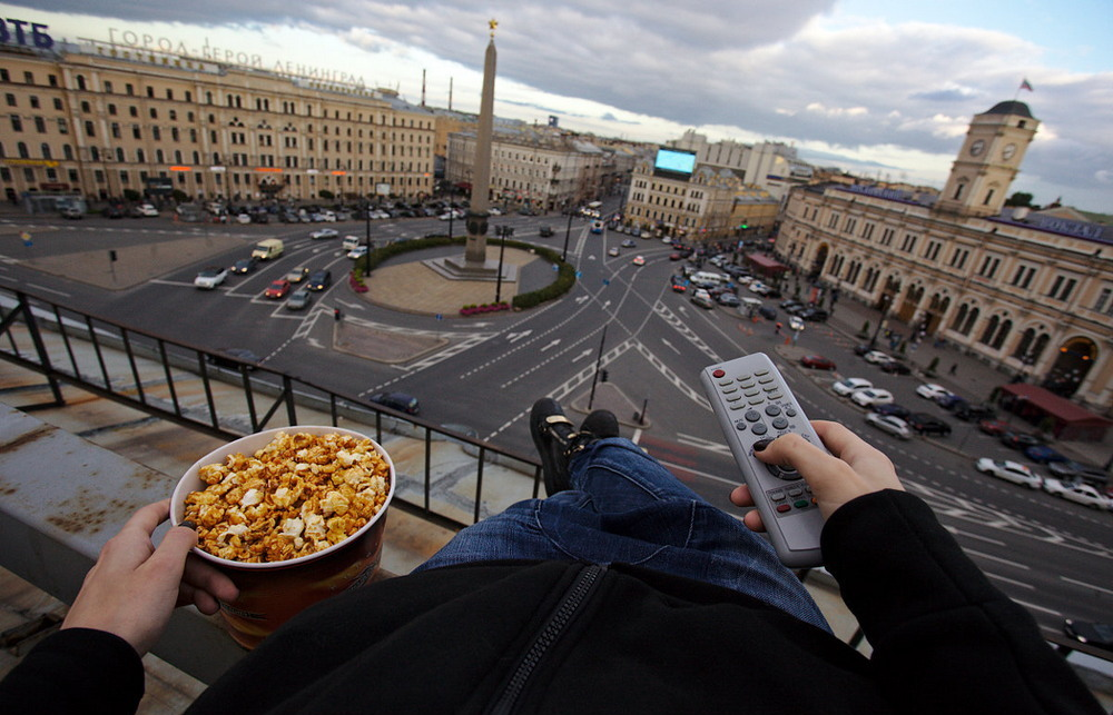 Петербург смешные фото