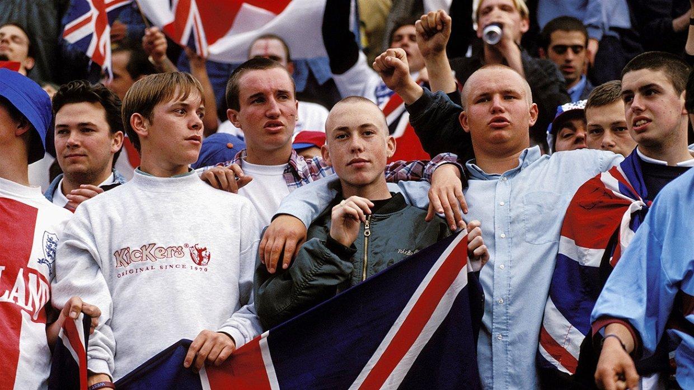 Английские футбольные фанаты