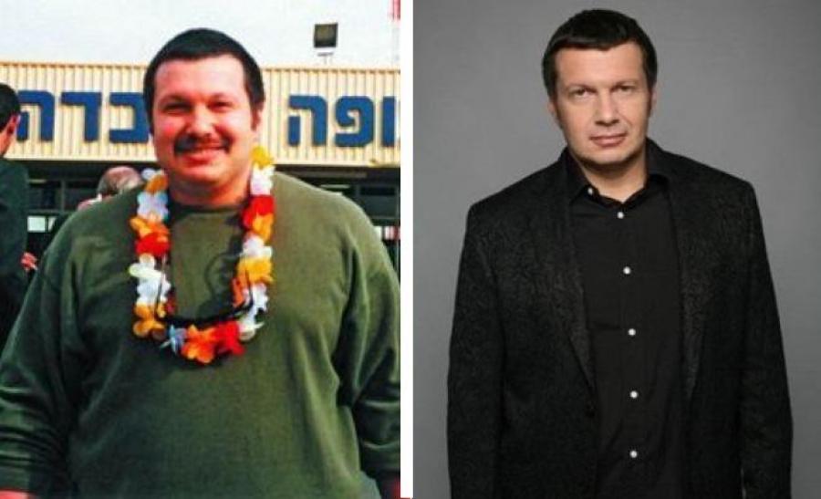 Владимир Соловьев Он Похудел. Как похудел Соловьев Владимир