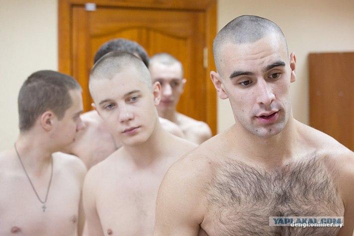медосмотр русских призывников онлайн
