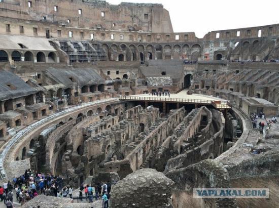10 сумасшедших развлечений, которые древним римлянам предлагали в Колизее