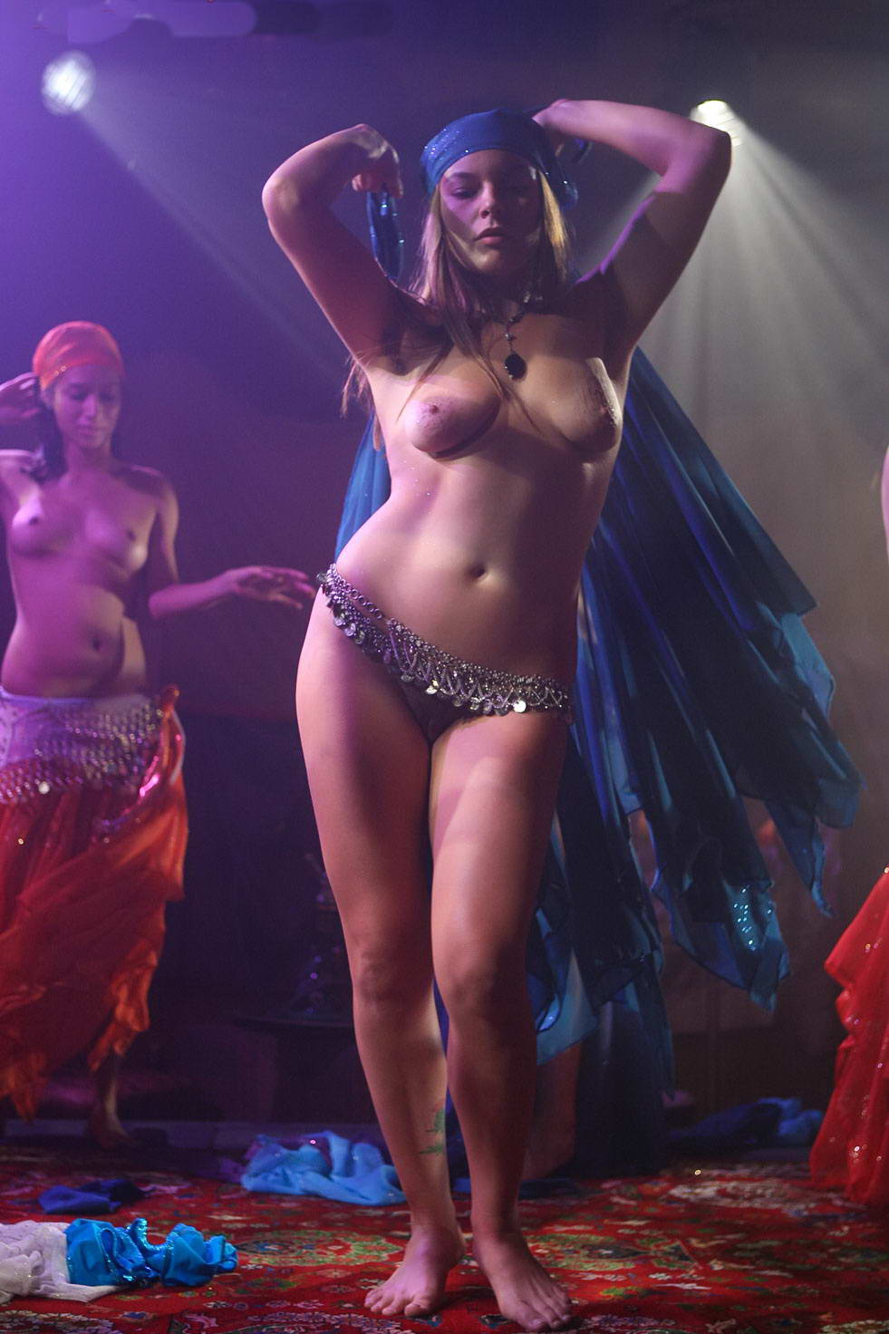 Naked belly dancer xxx — pic 8