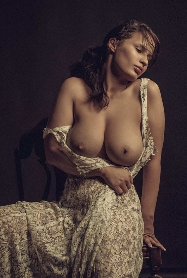 настоящие натуральные груди женщин - 9