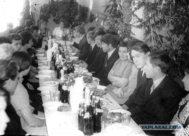 Как пили в СССР