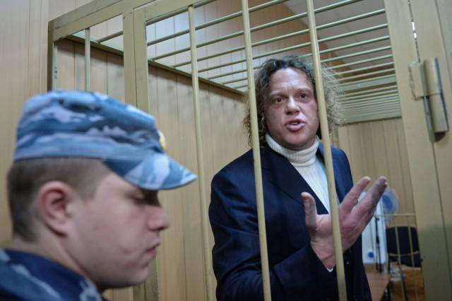 Экс-миллиардер Полонский в суде дал показания на Дмитрия Захарченко