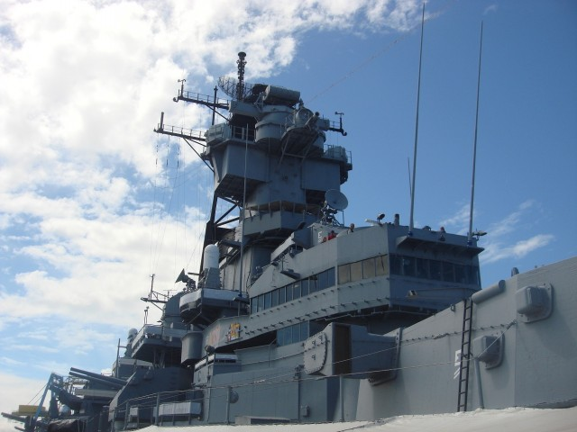 "Линкор ""Нью-Джeрси"" (Battleship USS New Jersey)"