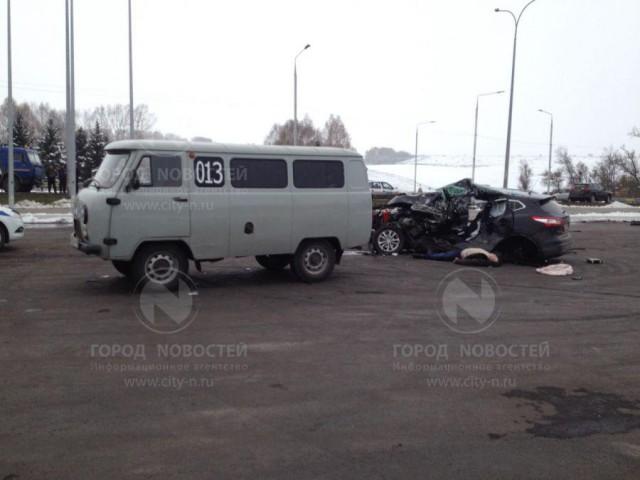 Жуткое ДТП в Новокузнецке