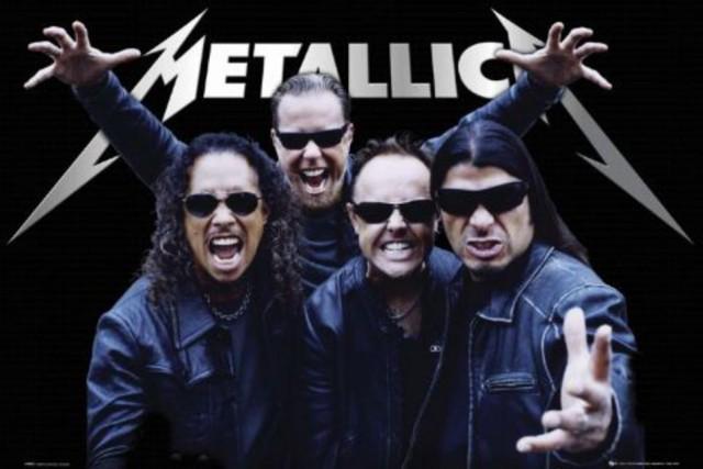Сегодня 35 лет со дня основания группы Metallica!