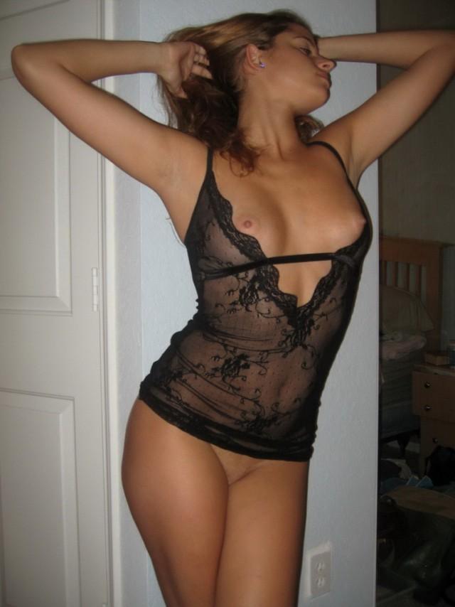 интимное фото жены в нижнем белье - 9