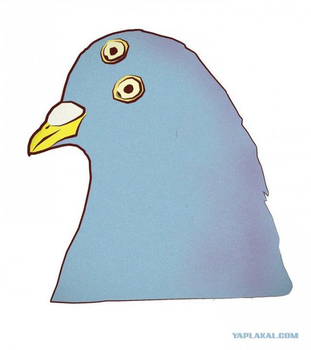 этом рисунки голубя прикольные сегодняшнего дня