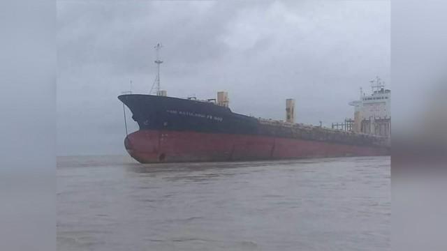 У берегов Мьянмы обнаружили «корабль-призрак» без экипажа. Последний раз сухогруз видели в 2009 году