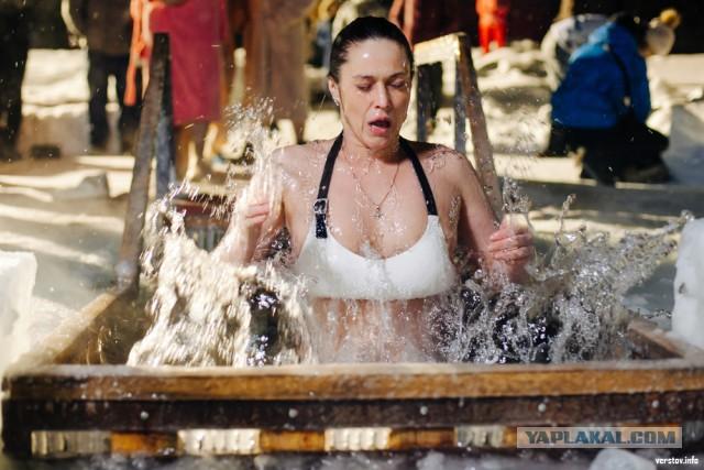 Реальное фото на крещение яплакалъ