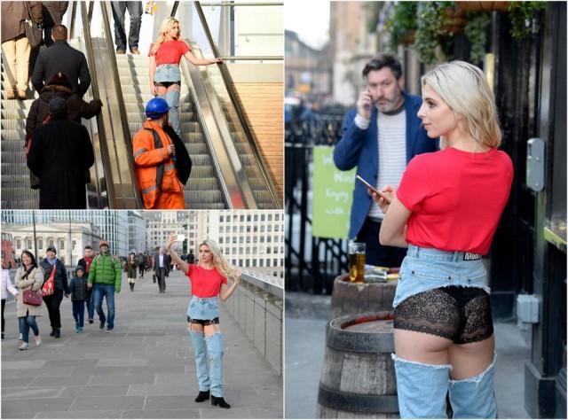 Износ девушки она была в джинсах парня оправдали