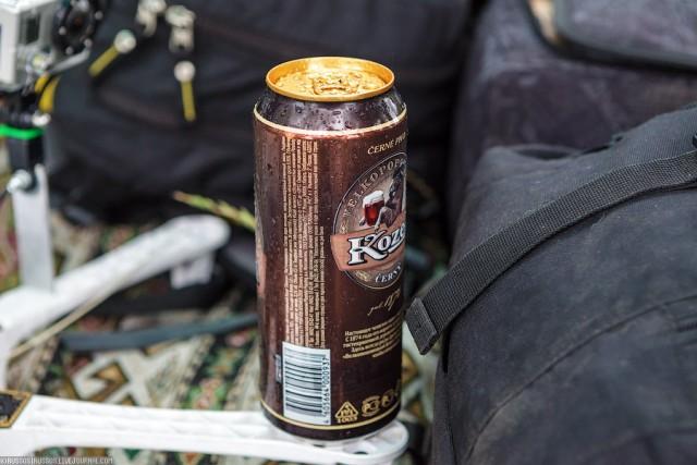 Запуск пива в космос: что выше, темное или светлое