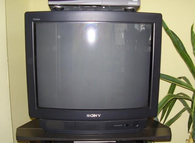 Легендарный телевизор 90-х