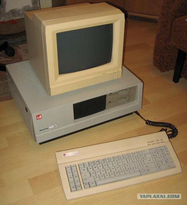 картинки компьютера в прошлом выращивания черемухи