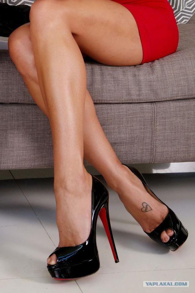 Женские ножки на ножки фото