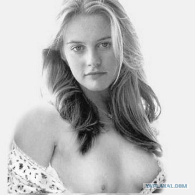 Sexy Alicia Silverstone