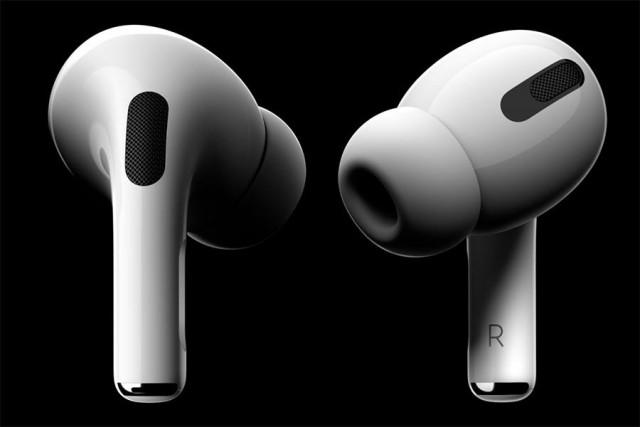 Apple представила наушники AirPods Pro всего за... за 21 тыс. руб. Налетаем? В очередь становимся?