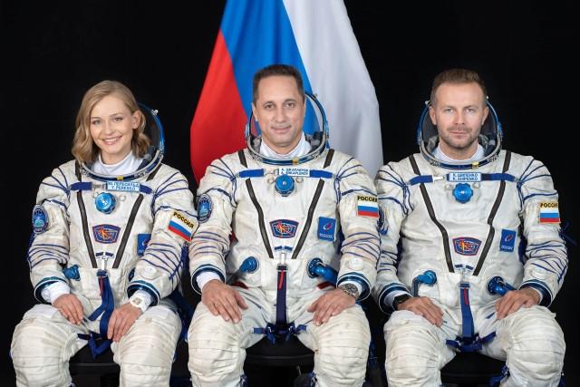 Режиссер картины «Вызов» рассказал, сколько денег ушло на то, чтобы снять кадры фильма «Вызов» в условиях космоса