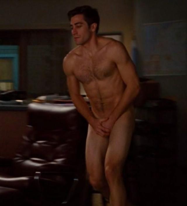 Gyllenhaal naked, anal insertion forum