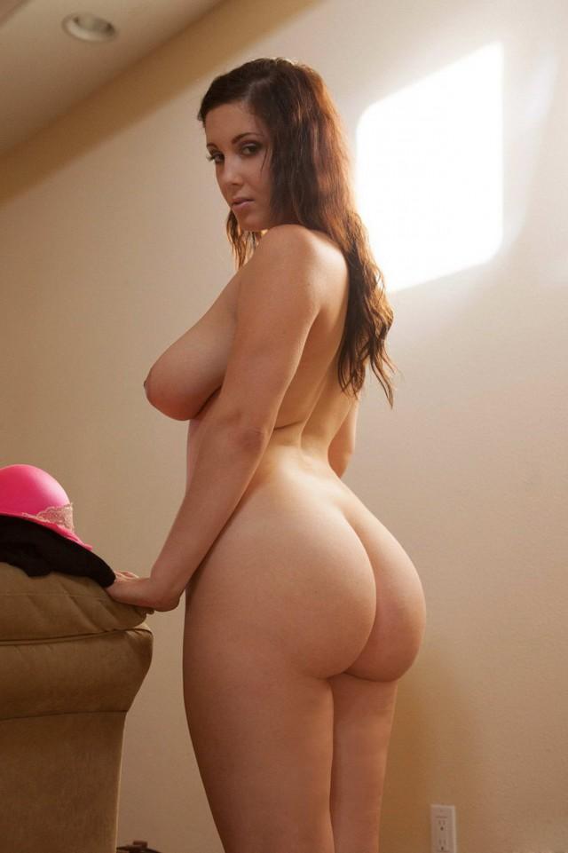 Фото жопастых женщин голых 3