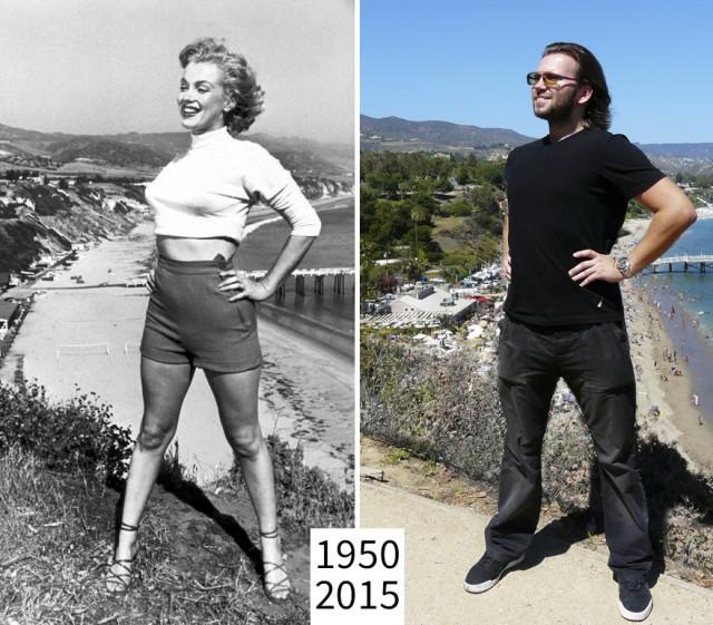 Парень из Лос-Анджелеса показывает, как выглядят сегодня места съемок знаменитых фильмов