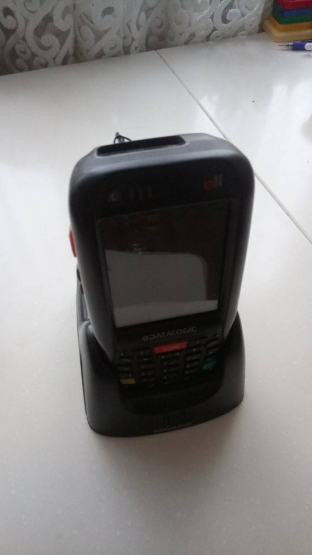 Продам ТСД Datalogic elf