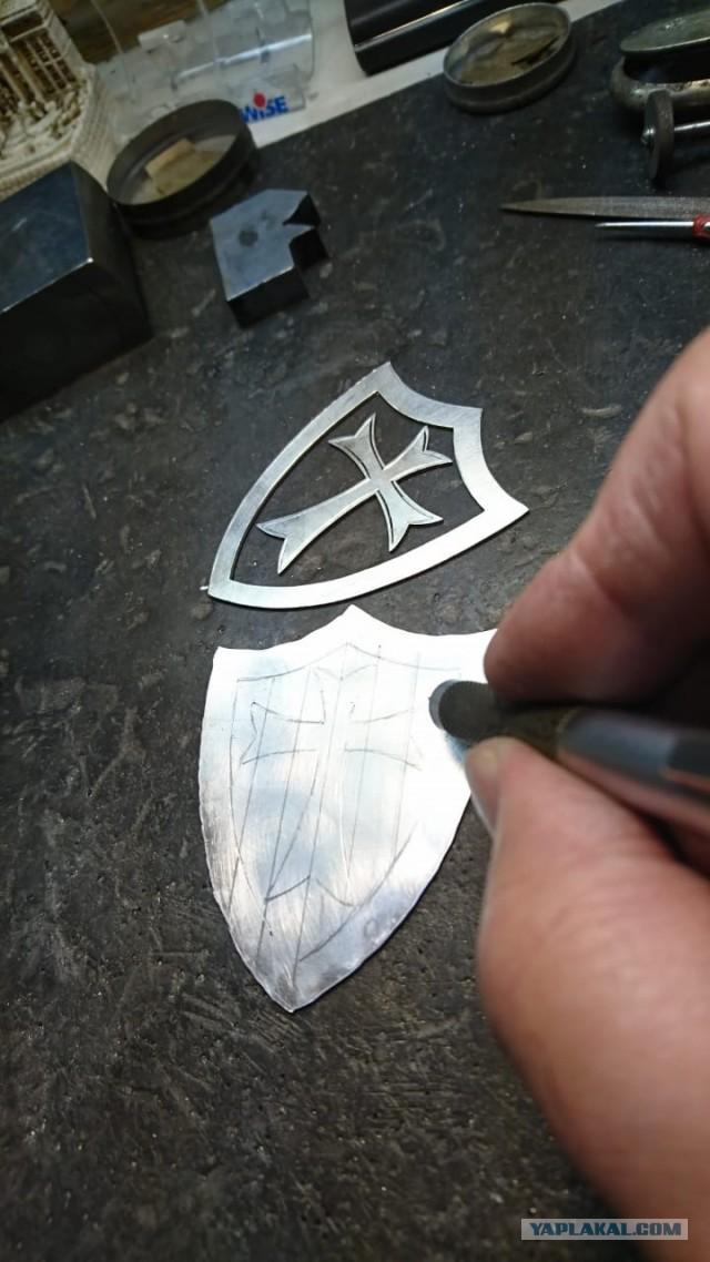 Рыцарская рюмка