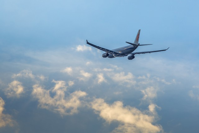 Авиатрафик глазами пилотов самолета