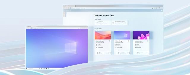 Microsoft перенесла Windows в облако — систему можно запустить с любого устройства, нужен только интернет