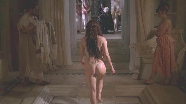 Tv nudity report