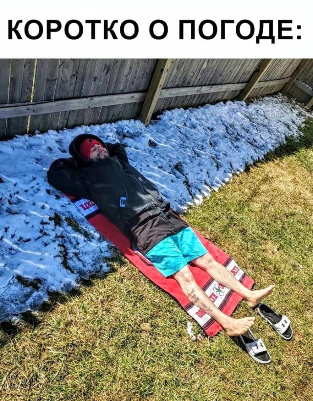 варвинец, смешные картинки про погоду прикольные фото весной